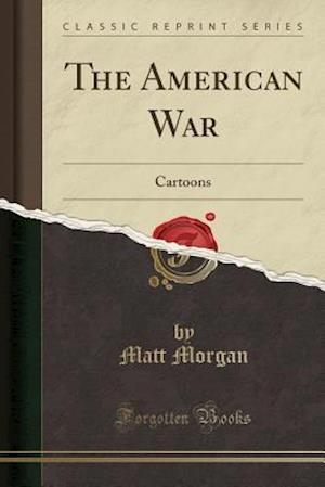 Bog, paperback The American War af Matt Morgan