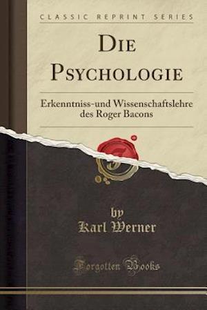 Bog, paperback Die Psychologie af Karl Werner