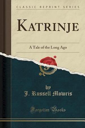 Bog, paperback Katrinje af J. Russell Mowris