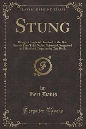 Bog, paperback Stung af Bert Davis