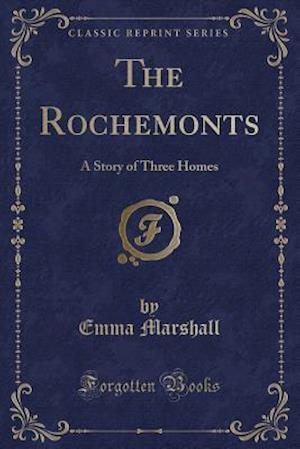 Bog, paperback The Rochemonts af Emma Marshall