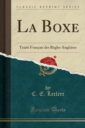 Bog, paperback La Boxe af C. E. Leclerc