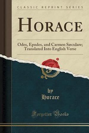 Bog, paperback Horace af Horace Horace