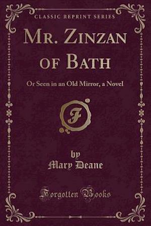 Bog, paperback Mr. Zinzan of Bath af Mary Deane