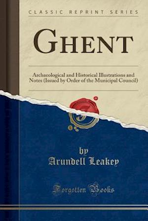 Bog, paperback Ghent af Arundell Leakey