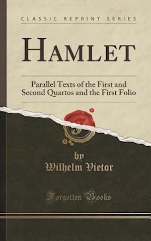 Bog, hardback Hamlet af Wilhelm Vietor