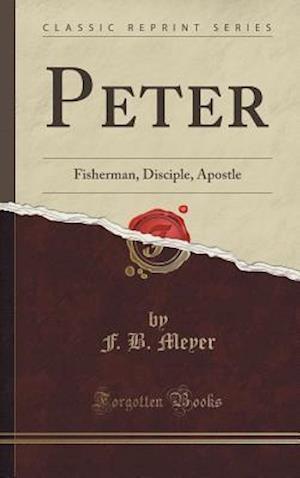 Bog, hardback Peter af F. B. Meyer