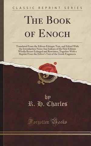 Bog, hardback The Book of Enoch af R. H. Charles