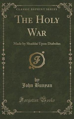 Bog, hardback The Holy War af John Bunyan