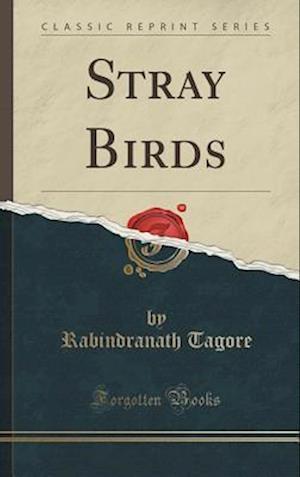 Bog, hardback Stray Birds (Classic Reprint) af Rabindranath Tagore