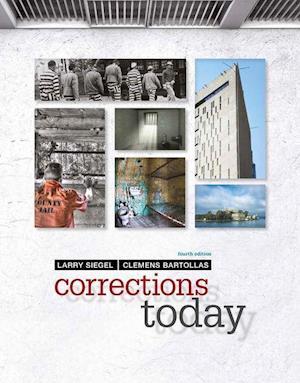 Corrections Today af Larry J. Siegel