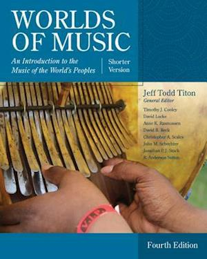 Bog, paperback Worlds of Music, Shorter Version af Jeff Todd Titon