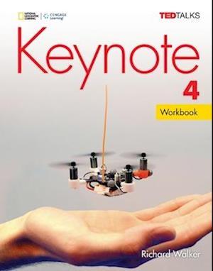Bog, paperback Keynote 4: Workbook