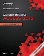 Shelly Cashman Series Microsoft Office 365 & Access 2016