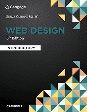 Bog, paperback Web Design Introductory af Jennifer T. Campbell