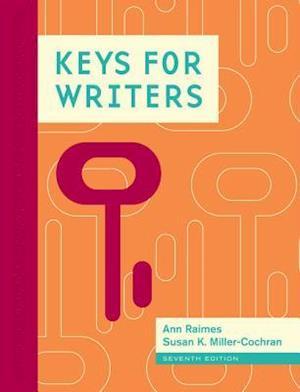 Bog, spiralryg Keys for Writers (with 2016 MLA Update Card) af Ann Raimes