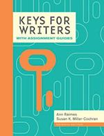 Keys for Writers With Assignment Guides (Keys for Writers)