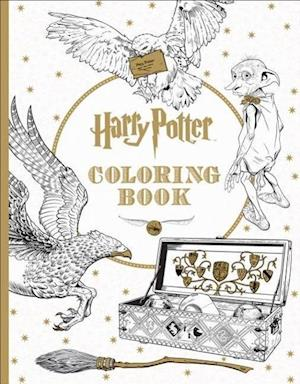 Harry Potter Coloring Book af Scholastic Inc.