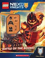 Battle of the Books (Lego Nexo Knights)