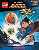 The Otherworldly League! (Lego Dc Superheroes)