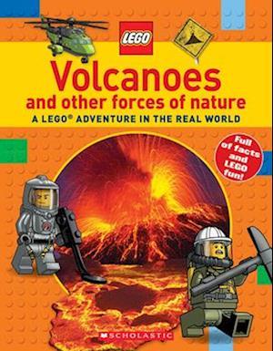 Bog, paperback Volcanoes (Lego Nonfiction) af Penelope Arlon
