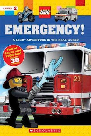 Bog, paperback Emergency! (Lego Nonfiction) af Penelope Arlon