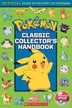 Classic Collector's Handbook (Pokemon)