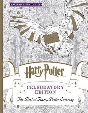 Bog, paperback The Best of Harry Potter Coloring Book af Scholastic Inc.