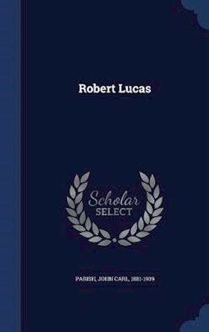 Robert Lucas af John Carl 1881-1939 Parish