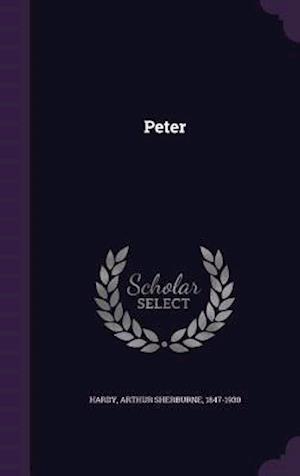 Peter af Arthur Sherburne 1847-1930 Hardy