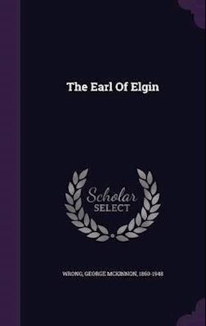 The Earl of Elgin af George McKinnon 1860-1948 Wrong