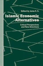 Islamic Economic Alternatives af K. S. Jomo