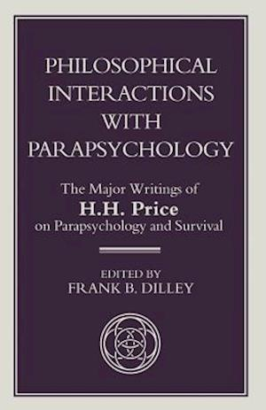 Philosophical Interactions with Parapsychology af H. Price