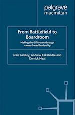 From from from Battlefield to Boardroom