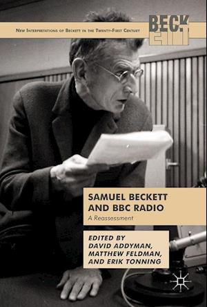 Bog, hardback Samuel Beckett and BBC Radio af David Addyman