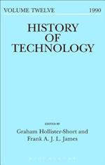 History of Technology Volume 12 (HISTORY OF TECHNOLOGY)