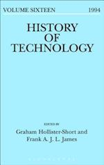 History of Technology Volume 16 (HISTORY OF TECHNOLOGY)