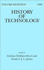 History of Technology Volume 18 (HISTORY OF TECHNOLOGY)