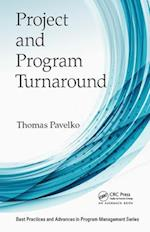 Project and Program Turnaround af Thomas Pavelko