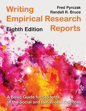 Writing Empirical Research Reports af Fred Pyrczak
