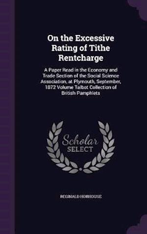 On the Excessive Rating of Tithe Rentcharge af Reginald Hobhouse