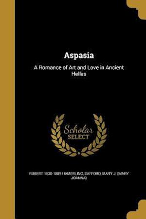 Aspasia af Robert 1830-1889 Hamerling