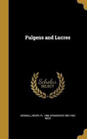 Fulgens and Lucres af Seymour De 1881-1942 Ricci