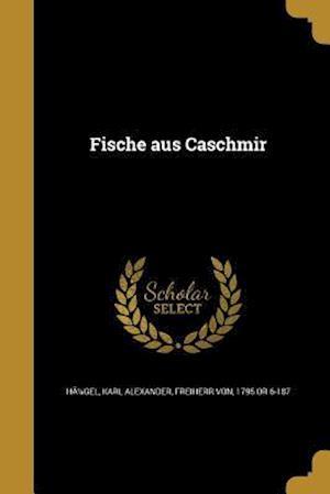 Bog, paperback Fische Aus Caschmir