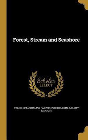 Bog, hardback Forest, Stream and Seashore
