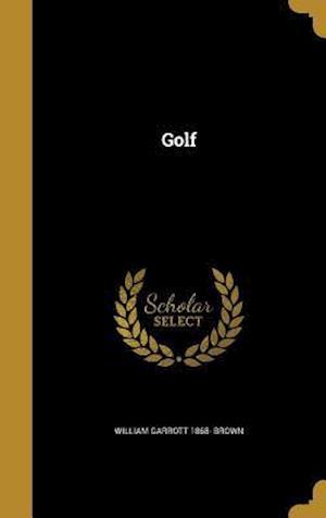 Golf af William Garrott 1868- Brown