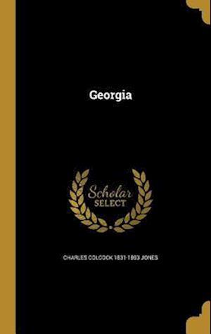 Georgia af Charles Colcock 1831-1893 Jones