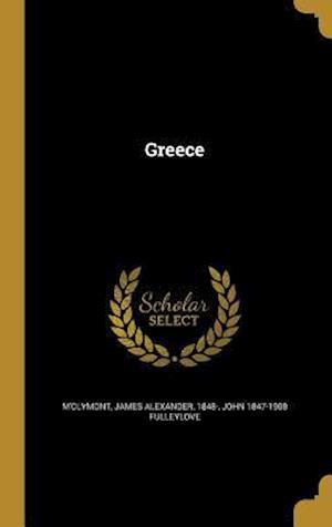 Greece af John 1847-1908 Fulleylove