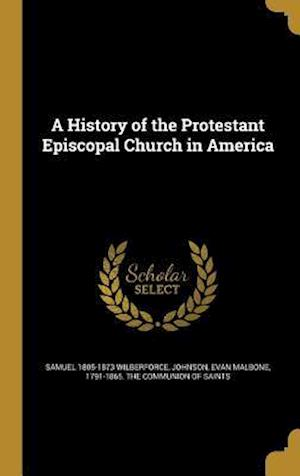 A History of the Protestant Episcopal Church in America af Samuel 1805-1873 Wilberforce