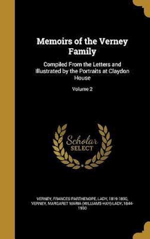 Bog, hardback Memoirs of the Verney Family